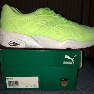 Puma Shoes   Puma R698 Bright Tennis